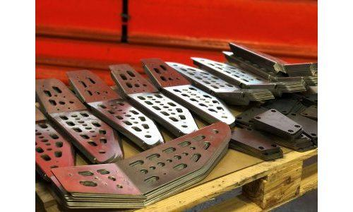 Aluminium Laser Cut Plates