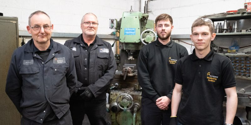 Tool Manufacture staff